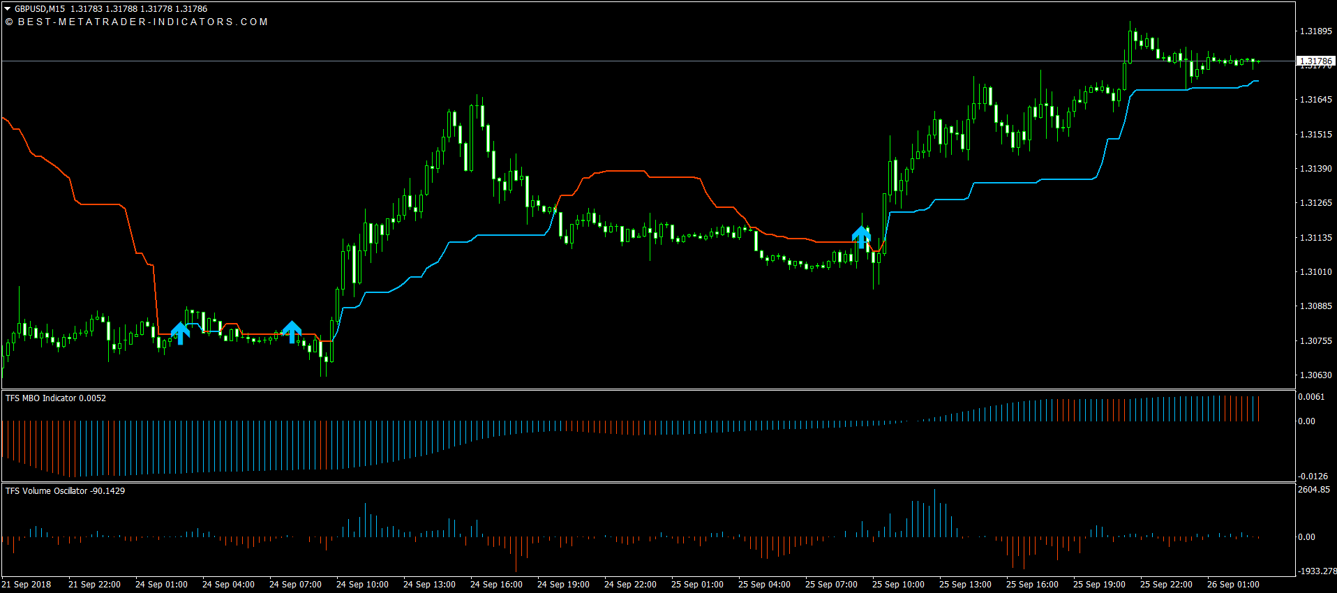 TFS Trend Following System Download [10]